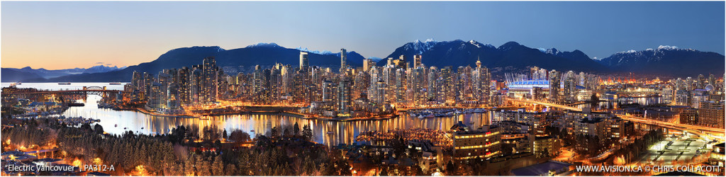 PA312-Electric-Vancouver-Skyline-False-Creek-BC-Canada-Downtown-City-Panoramic-Panorama-Chris-Collacott-avision.ca_