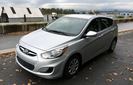2014 Hyundai Accent 5dr HB Auto GS