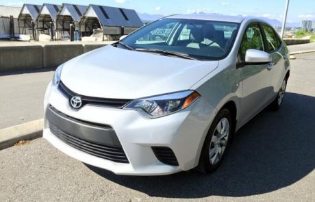 2014 Toyota Corolla LE CVT FWD