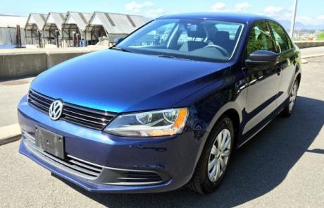 2013 Volkswagen Jetta Trendline FWD