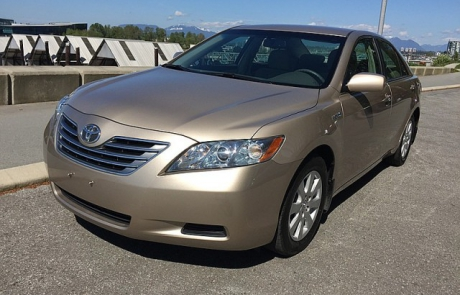 2008 Toyota Camry Hybrid LE